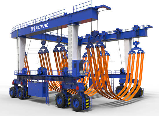 boat crane lift for sale