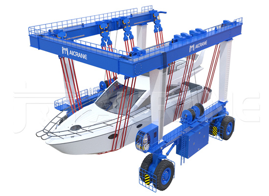 mobile boat cranes with ideal price