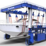 Marine Travel Lift For Sale