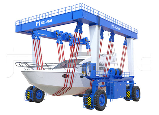 mobile boat crane for sale